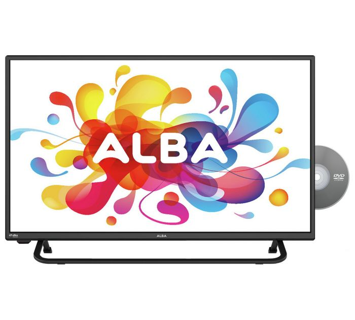 Lowest Price Alba 28 Inch HD Ready Freeview HD TV/DVD Combi