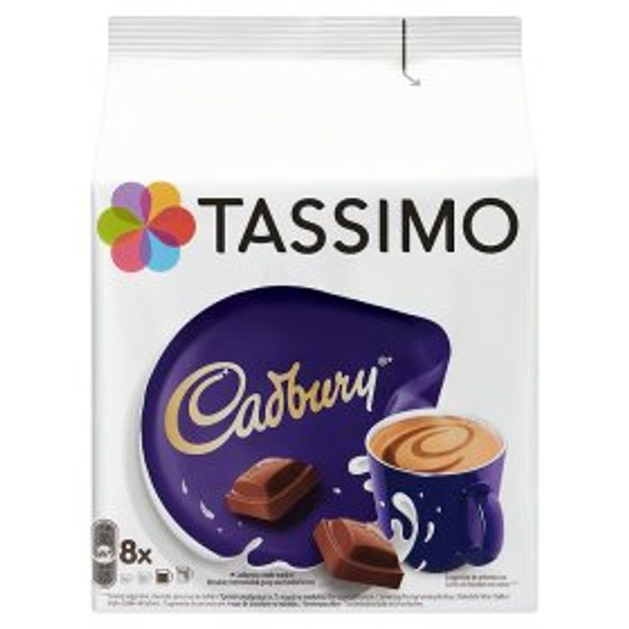 Tassimo Mix And Match Deal Coffee Pods 3 For 1000 At