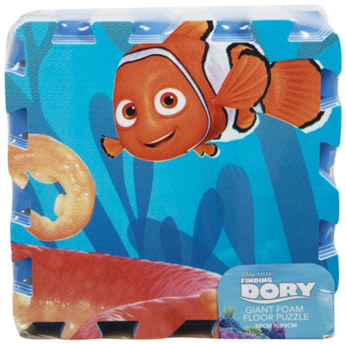 Finding Dory Giant Foam 9Pc Floor Jigsaw Puzzle