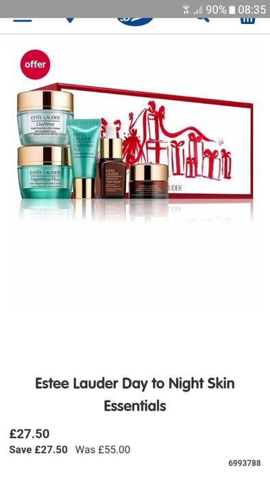 Estee Lauder Day to Night Skin Essentials