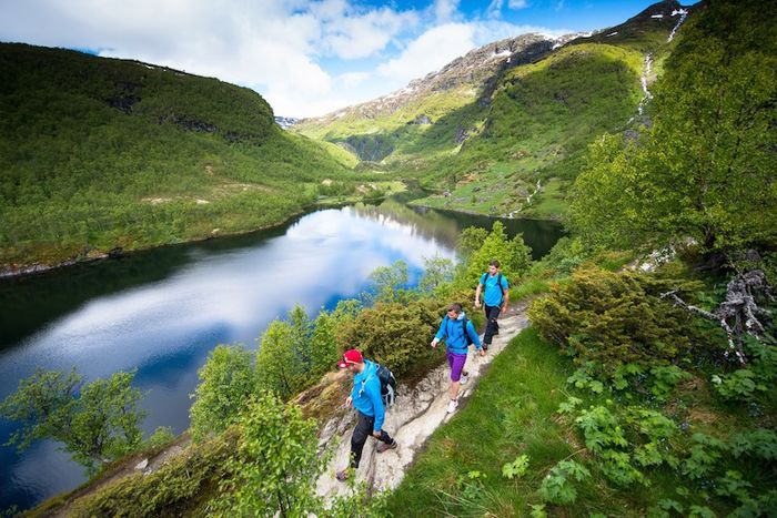 Visit Norway - WIN a Dream Trip to Norway worth over £1,800!