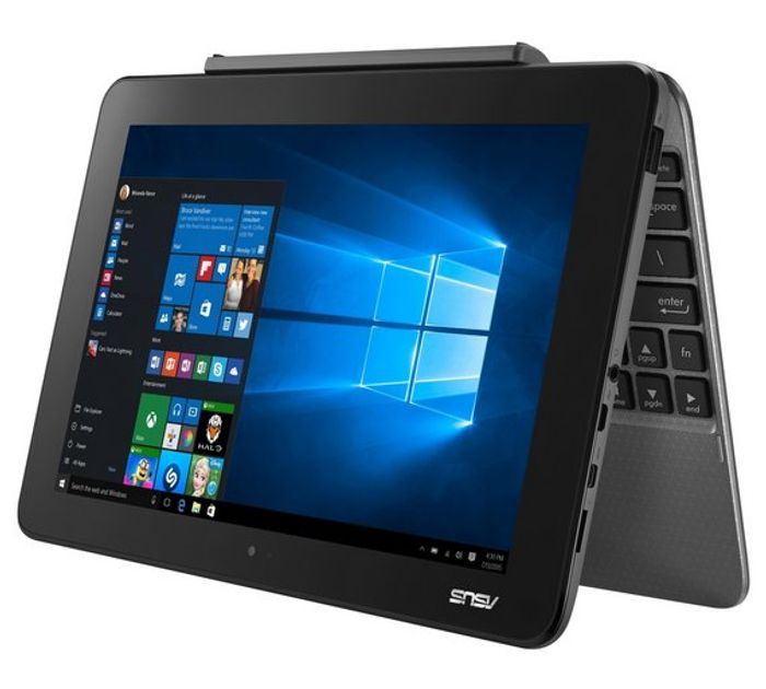 Lowest Price Asus Transformer Book T101 10.1 Inch 2GB 32GB Laptop - Grey