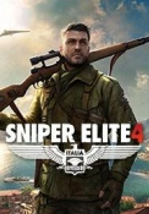 50% off Sniper Elite 4 PC
