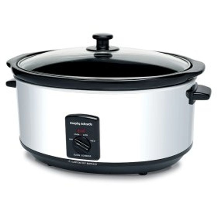 Morphy Richards Oval Slow Cooker