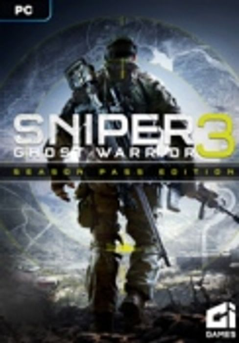 60% Sniper Ghost Warrior 3 and Season Pass PC
