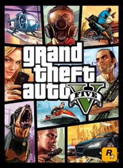 50% off GTA v PC at Gamersgate