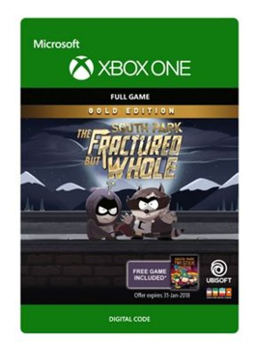 South Park: Fractured but Whole: Gold Edition Xbox One (Digital) GLITCH
