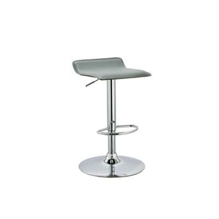 Swell Debenhams Grey Milwaukee Gas Lift Bar Stool 17 85 Gmtry Best Dining Table And Chair Ideas Images Gmtryco
