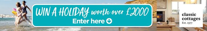 Win an Isle of Wight Holiday worth over £2000