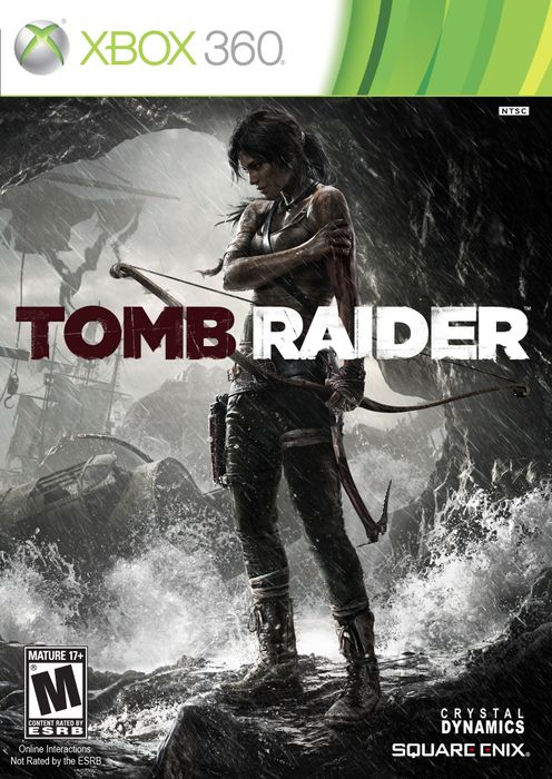 Tomb Raider Xbox 360 - Digital Code