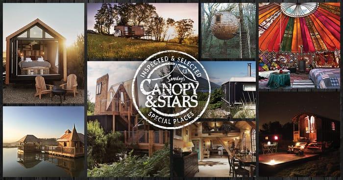 Win Three Canopy & Stars Holidays