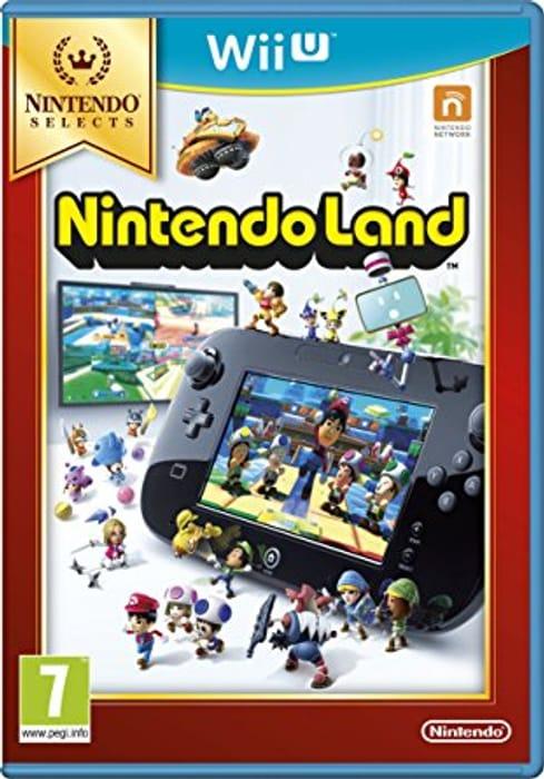 Nintendo Land (Nintendo Wii U)「Selects Edition」