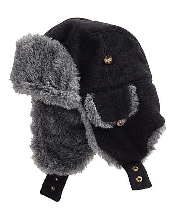 Logan Fleece Trapper Hat