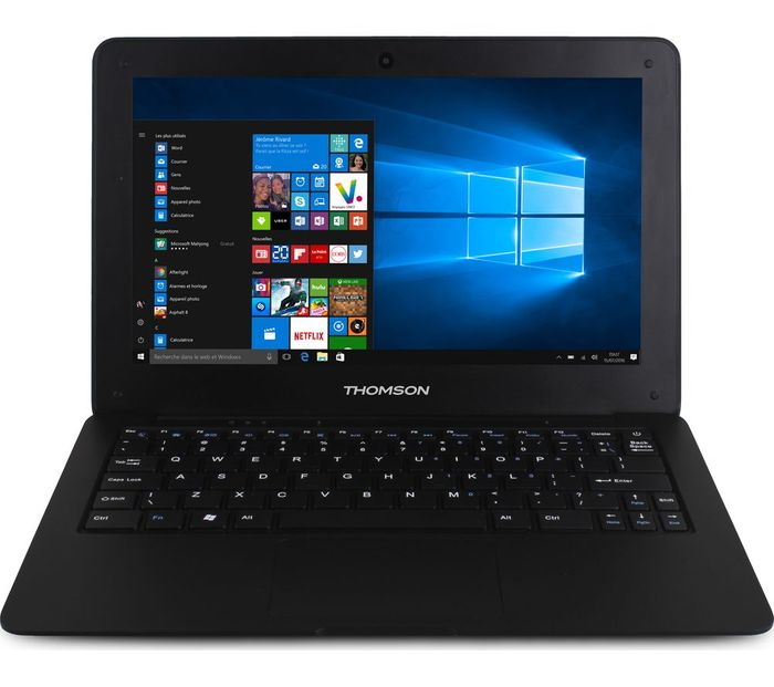 "THOMSON NEO10 10.1"" Laptop - Black"