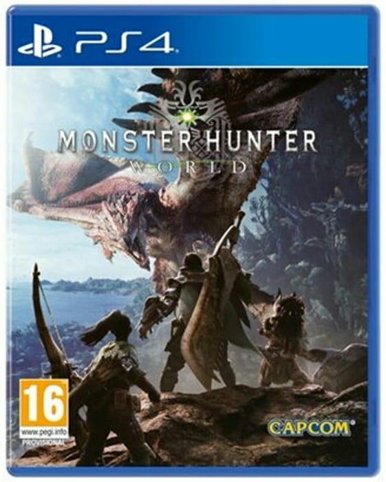 Monster Hunter World (PS4)「Pre-Order」