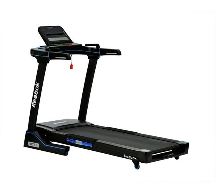 Reebok Jet 300 Treadmill - Get fit for New Year and SAVE £400 to boot!