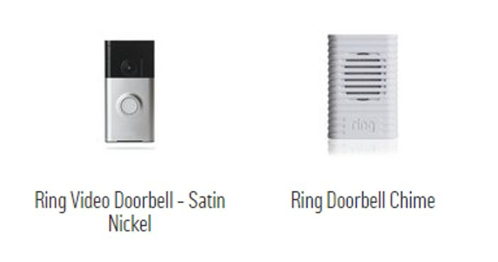Buy This Ring Video Doorbell and Get a Ring Doorbell Chime for Just £20