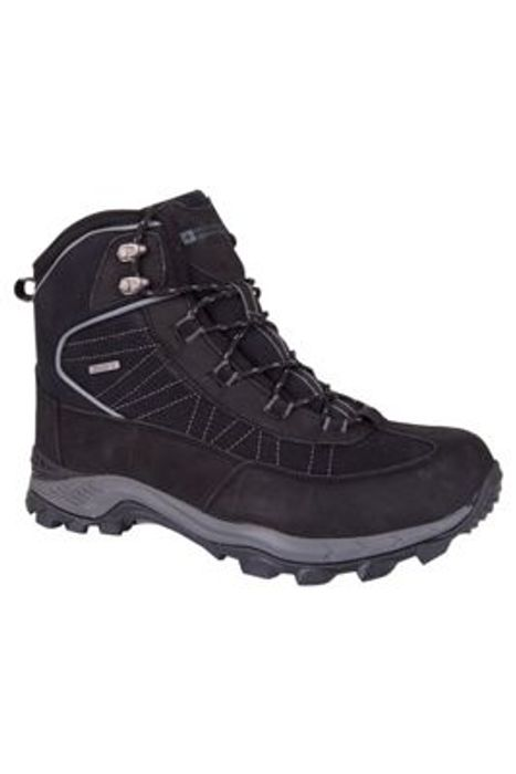 MENS Mountain Warehouse Boulder Winter Trekker Boots Sizes 7 8 9 10