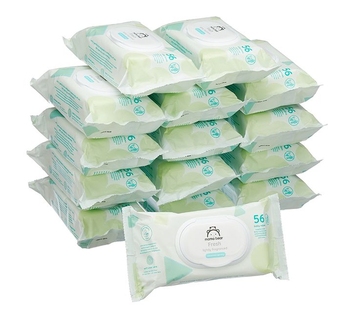 15 x Mama Bear Wipes from Amazon. £1 Automatic Discount at Checkout