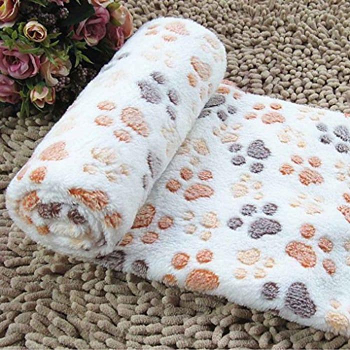 Pet Fleece Blanket Bed Mat