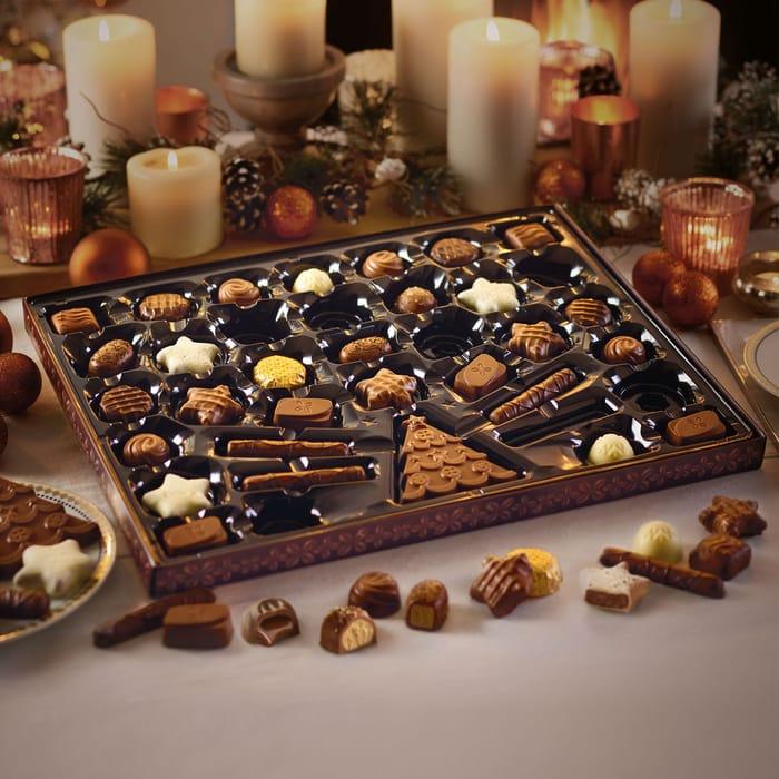 Thorntons Christmas Chocolate Selection