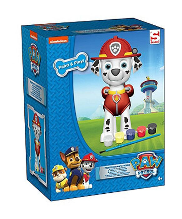 Paw Patrol Paint Your Own Marshall Kit Reduced to £3 at ELC