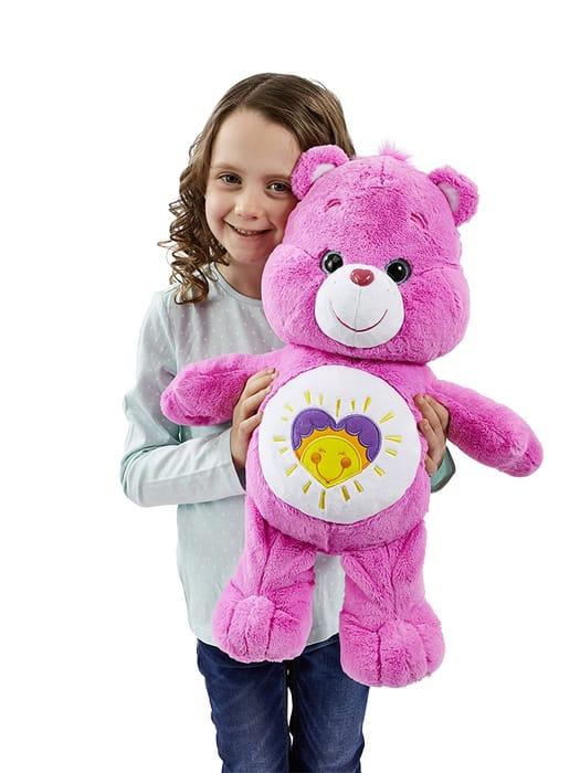 Large Care Bear - Shine Bright