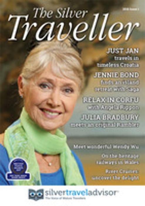 Free Silver Traveller Magazine & Mini Guides