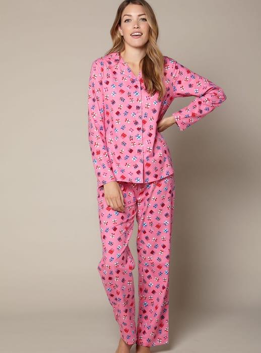 Present Printed Pyjamas