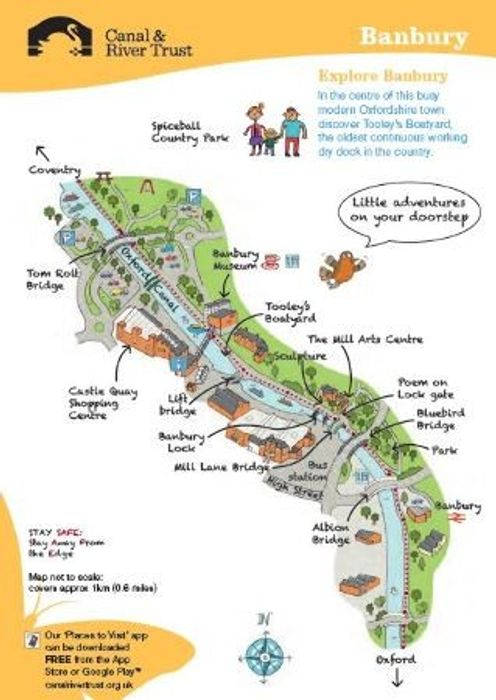 Free regional guides for fun days out in your area