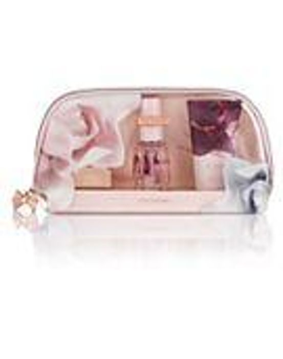 Ted Baker Beauty to Behold Cosmetic Purse *HALF PRICE* Free C&C