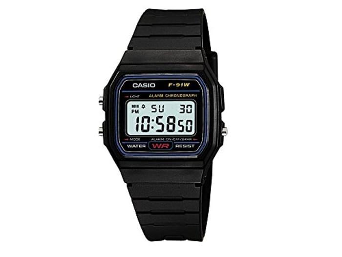 Casio Unisex Collection Digital Watch.
