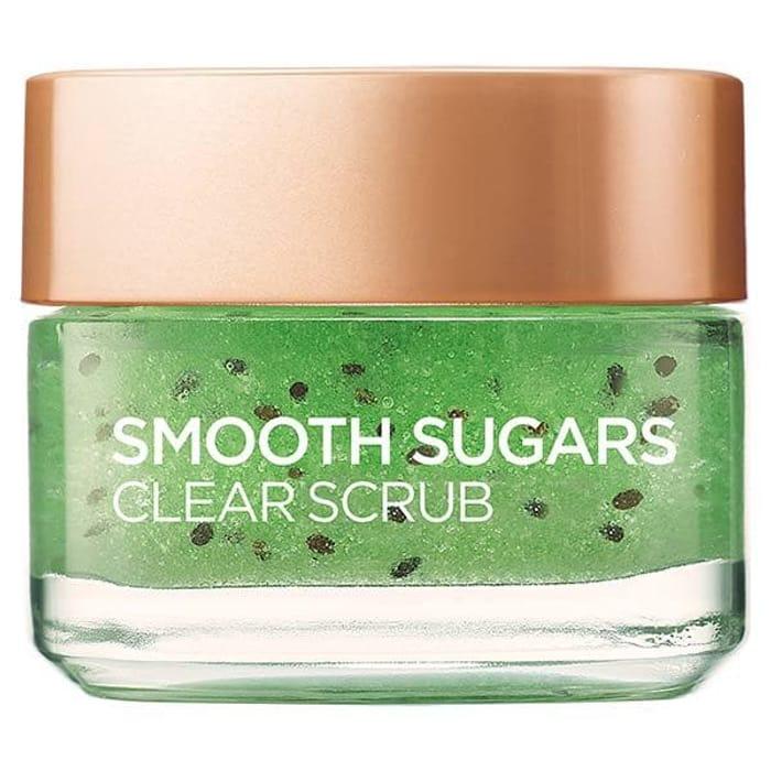 Save 1/3 on Selected L'Oreal Paris Sugar Scrubs at Superdrug