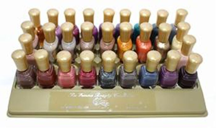 Set of 29 Assorted Nail Polishes - £9.99