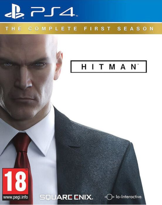 Hitman - the Complete First Season PS4
