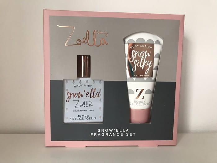 Snow'ella Fragrance Set