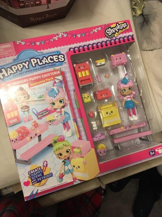 Shopkins Happy Places Start Set