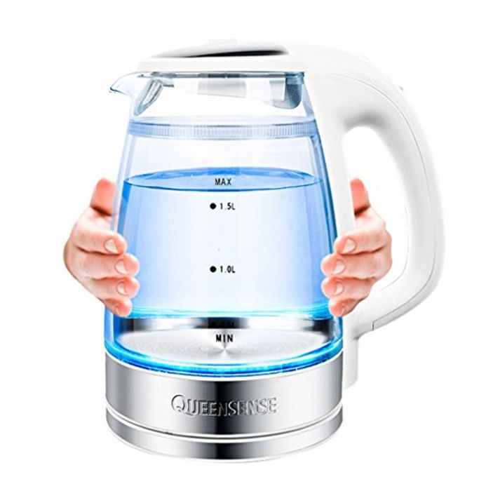Half Price Kettle with Code
