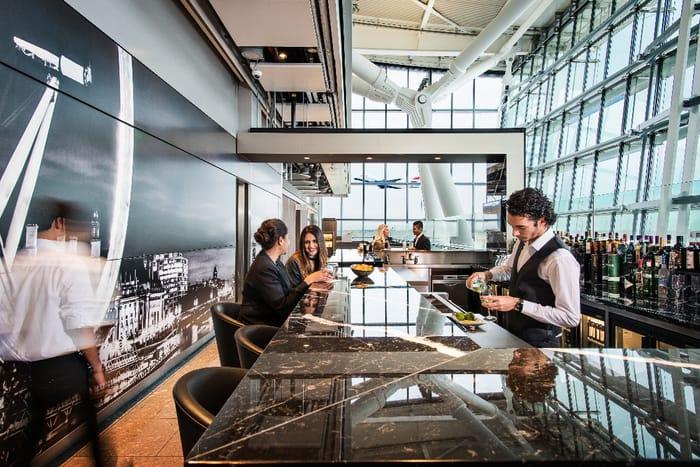 25% off the Plaza Premium Lounge in Heathrow