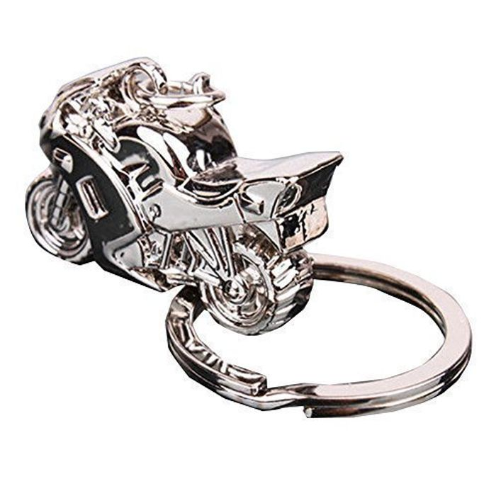 Motor Cycle Keyring Free Delivery
