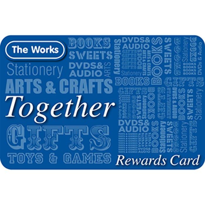 The Works Reward Card