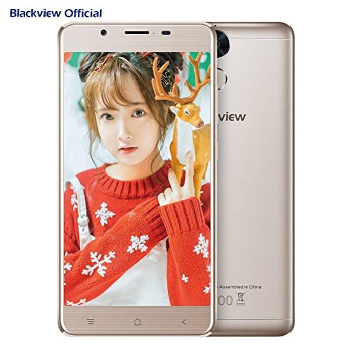 Blackview P2 Dual SIM 4G Unlocked Smartphone 5.5 Inch