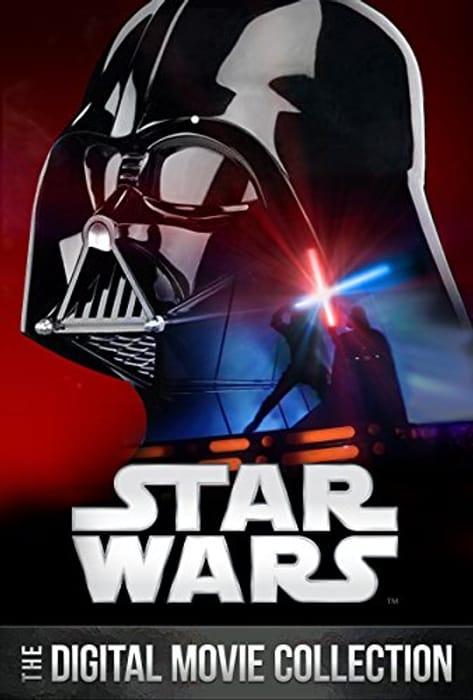 MISPRICE? Star Wars Digital Collection - Only £7.99!