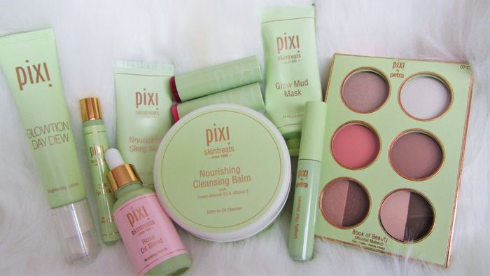 Free Pixi Beauty Products (Inc. Skincare & Makeup)