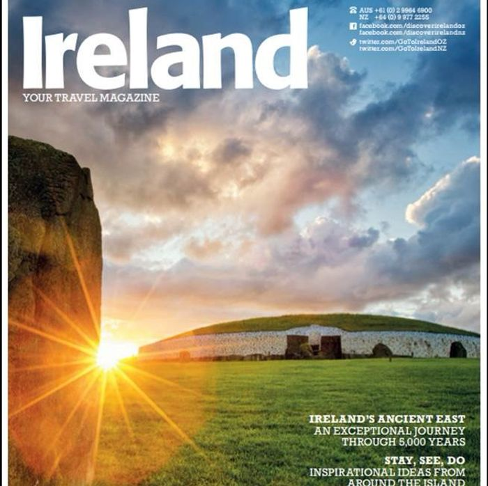 Free Ireland Food and Travel Guide