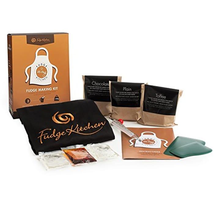 Fudge Kitchen Make Your Own Connoisseur Fudge Kit 798
