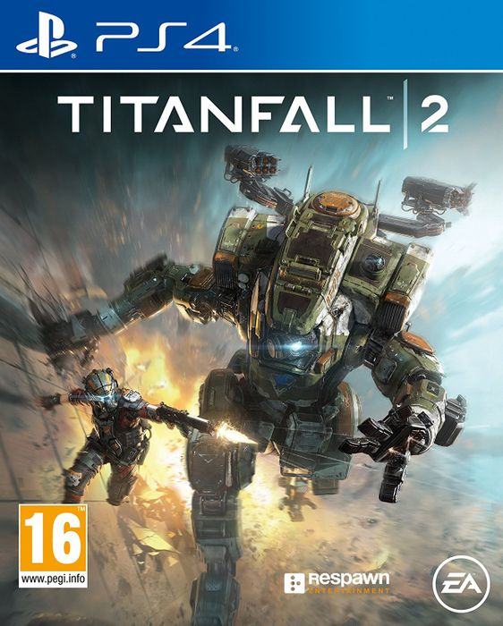 Titanfall 2 (PS4) for £10.00