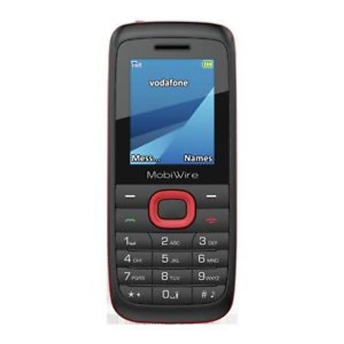 Vodafone Mobiwire Ayasha Mobile 1.8 Inch 2G Phone - at Argos/ebay