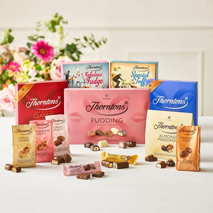 Thorntons Tasty Treats Bundle + Stars Collection Free With code