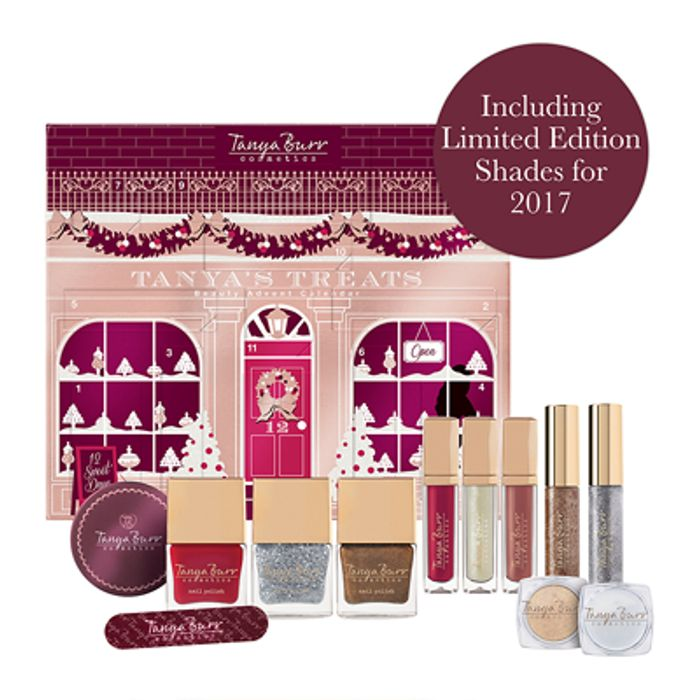 Tanya Burr 12 Sweet Beauty Days Calendar (with delivery)